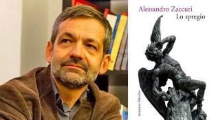 """""""LO SPREGIO"""": ALESSANDRO ZACCURI PRESENTA IL SUO ULTIMO LIBRO ALL'IIC DI AMSTERDAM"""