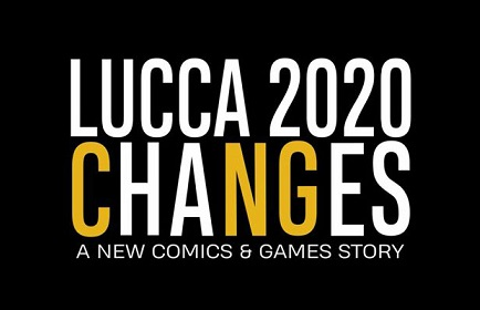 DREAM ON: LUCCA COMICS & GAMES SI TRASFORMA IN LUCCA CHANGES MA CONTINUA A SOGNARE