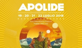 "APOLIDE FESTIVAL 2018: ""A WALK ON THE WILD SIDE"" IN PIEMONTE"