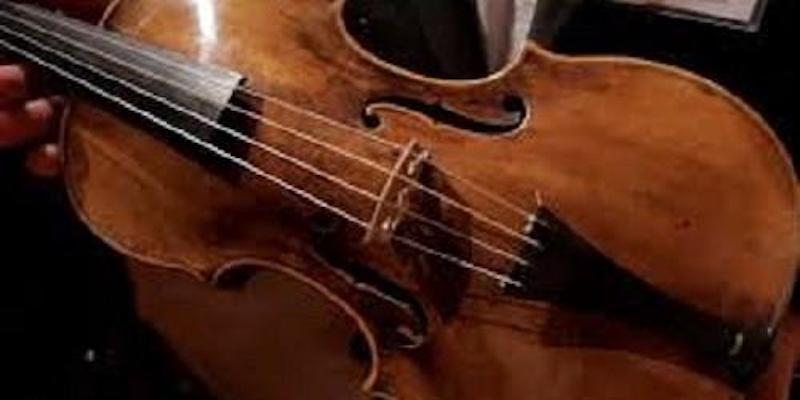 A tu per tu con il Cannone: Francesca Dego presenta in prima mondiale il CD inciso con il Violino di Paganini