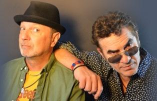 SWING BROTHERS: FRANCESCO BACCINI E SERGIO CAPUTO INAUGURANO IL FESTIVAL JAZZASCONA