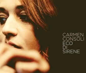 """ECO DI SIRENE"": CARMEN CONSOLI IN CONCERTO A WASHINGTON DC"