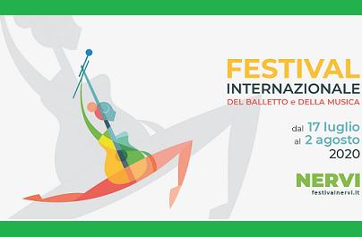 FESTIVAL DEL BALLETTO E DELLA MUSICA - NERVI 2020