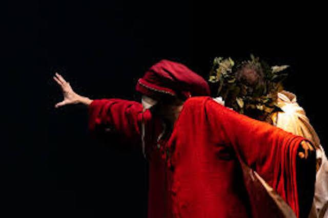 """Dantedì: il corto di Finazzer Flory """"Dante, per nostra fortuna"""" in streaming a Ravenna e nel mondo"""