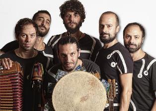 IL GRUPPO ITALIANO KALÀSCIMA AL FESTIVAL ORIENTALYS 2018 DI MONTREAL