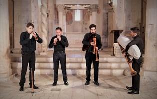 """""""L'ECO DEI MONTI"""": ESCE A NATALE IL PRIMO CD DEL QUARTETTO PETRA PRESTO IN TOURNÉE IN SVIZZERA - di Antonio Bini"""