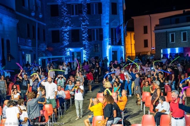 """""""Stelle"""": XXXIV festival internazionale Time in Jazz nel segno di Dante"""