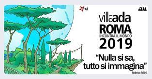 """VILLA ADA - ROMA INCONTRA IL MONDO: """"NULLA SI SA, TUTTO S'IMMAGINA"""" CON LA XXVI EDIZIONE"""