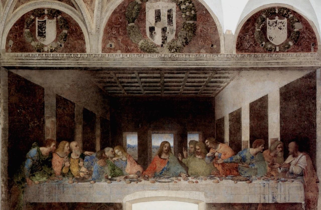 Riaperto a Milano il Cenacolo vinciano