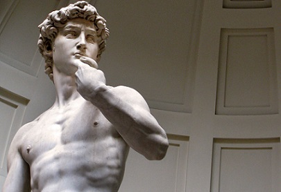 IL DAVID DI MICHELANGELO A EXPO 2020 DUBAI