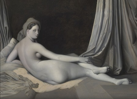 INGRES A PALAZZO REALE