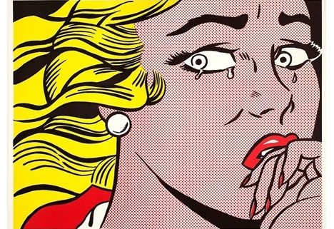 LICHTENSTEIN E LA POP ART IN ITALIA