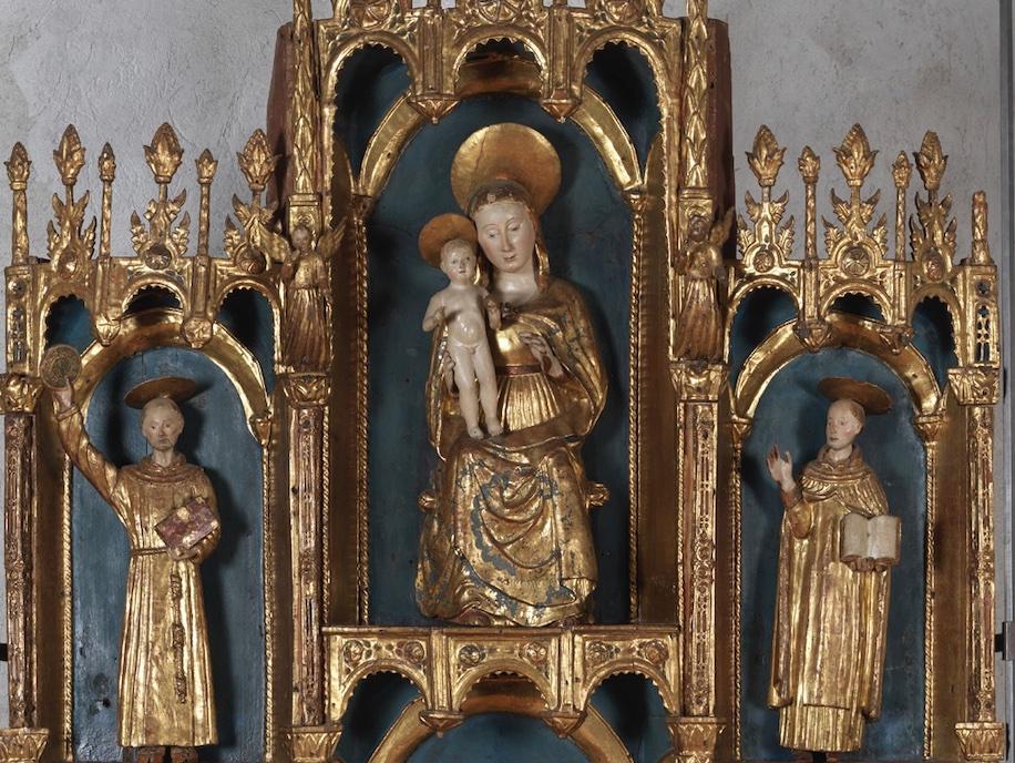 Dal MiBACT ai Musei Civici di Verona lo straordinario polittico di San Luca esposto in modo permanente al Museo di Castelvecchio