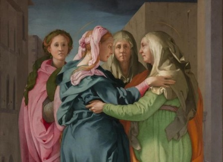 PONTORMO ALLA MORGAN LIBRARY DI NEW YORK