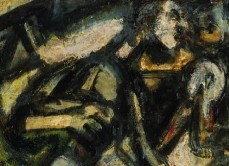 L'ANGELO DEGLI ARTISTI A VENEZIA