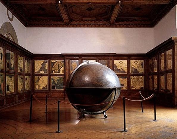 Palazzo Vecchio: al via, per la prima volta, il restauro della Sala delle carte geografiche e del mappamondo