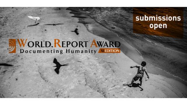 Il Festival della Fotografia Etica punta sulle Generazioni Future con il World.Report Award
