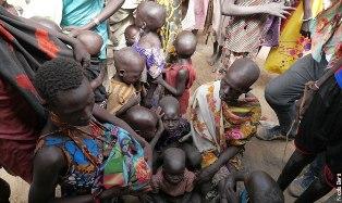 """""""EMERGENZA SUD SUDAN"""": A ROMA CON """"I MEDICI CON L'AFRICA -CUAMM"""" PER RICORDARE LA SOFFERENZA DI DONNE E BAMBINI"""