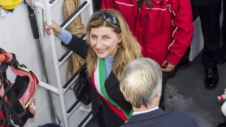 A GIUSY NICOLINI IL PREMIO UNESCO PER LA PACE