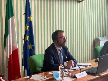 GIUSTIZIA E CORONAVIRUS: CONCLUSO IL CONSIGLIO DEI MINISTRI DI GIUSTIZIA UE