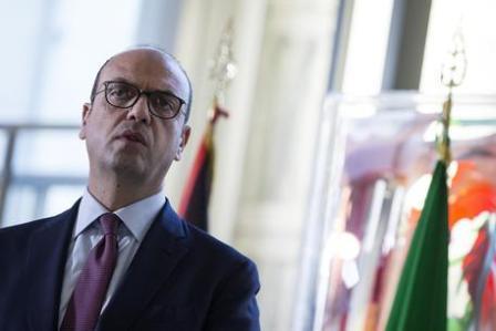 IL MINISTRO ALFANO DOMANI A BELGRADO