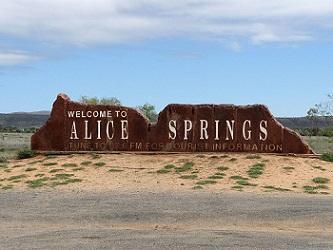 SETTEMBRE: MISSIONE PASSAPORTI AD ALICE SPRINGS NEI TERRITORI DEL NORD (AUSTRALIA)