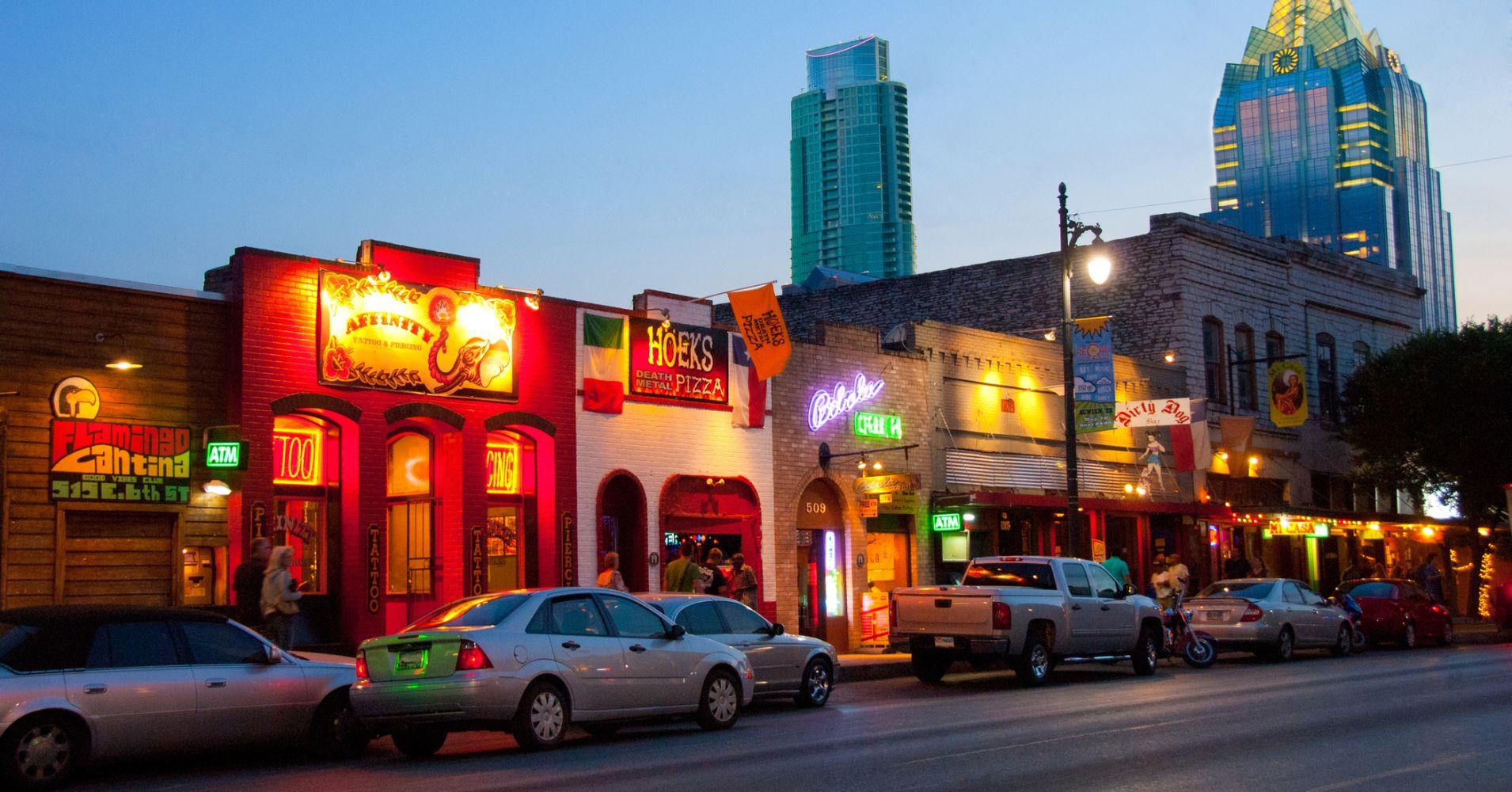 sito di incontri Austin Texas