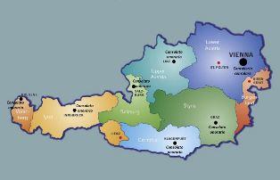 AUSTRIA: OPERATIVO IL CONSOLATO ONORARIO IN STIRIA