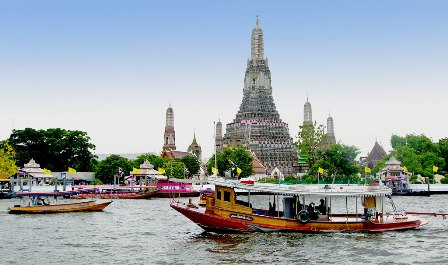 CNA INTERNATIONAL ACADEMY: FARE BUSINESS IN THAILANDIA