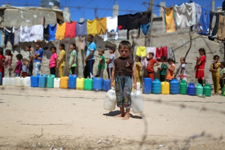 """GENDER 6 WASH"": L'AICS IN PALESTINA"