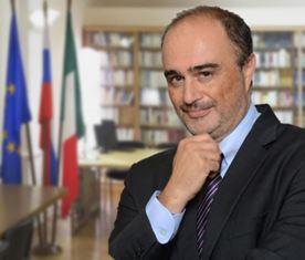 ALESSANDRO MONTI NUOVO CONSOLE GENERALE A SAN PIETROBURGO