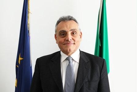GIUSEPPE BUCCINO GRIMALDI AMBASCIATORE A TRIPOLI
