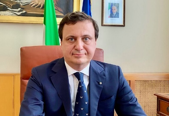 Marco Lombardi Ambasciatore a Dar-Es-Salaam