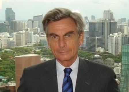 FRANCESCO NISIO AMBASCIATORE D'ITALIA A PRAGA
