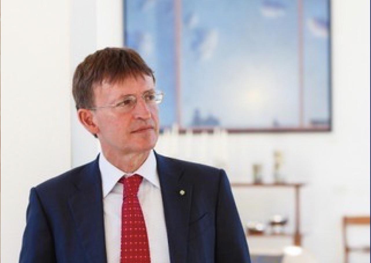 Pier Francesco Zazo nuovo ambasciatore d'Italia a Kiev