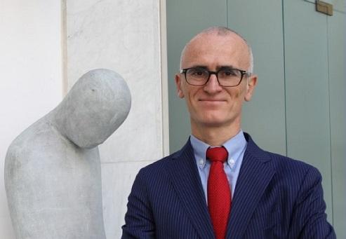 ANDREA SILVESTRI AMBASCIATORE A SKOPJIE