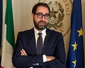 STEFANO STUCCI NUOVO CONSOLE GENERALE A GEDDA