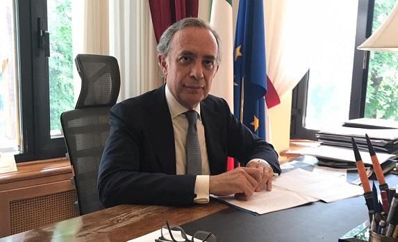 TERRACCIANO: SPERIAMO IN UNA RIAPERTURA DELLE FRONTIERE TRA ITALIA E RUSSIA AD AGOSTO