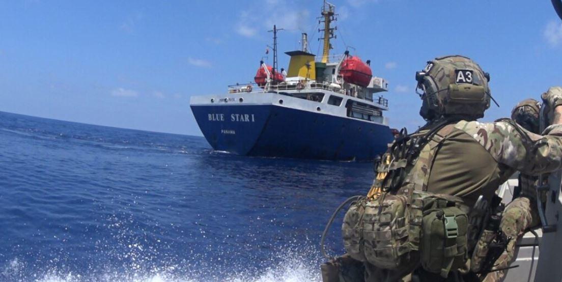 Irini: il Contrammiraglio Frumento nuovo Comandante in Mare