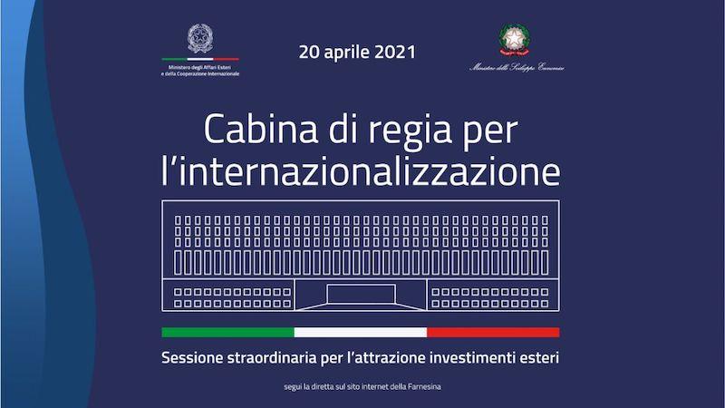 Gli investimenti esteri al centro della cabina di regia sull'internazionalizzazione: gli interventi di Di Maio e Giorgetti