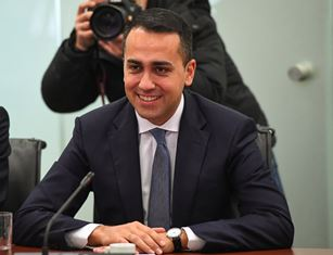 LIBIA: IL MINISTRO DI MAIO ALLA TERZA RIUNIONE DELL'INTERNATIONAL FOLLOW-UP COMMITTEE