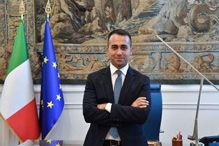"""Il ministro Di Maio su """"La Gazzetta del Mezzogiorno"""": Puglia, Italia, che bella storia le porte aperte agli albanesi"""