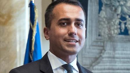 """""""CE LA FAREMO"""": MESSAGGIO DI DI MAIO AL PERSONALE DELLA FARNESINA"""
