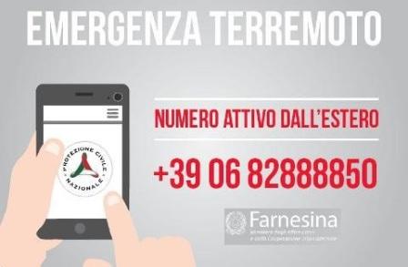 TERREMOTO/ 73 VITTIME: IL MONDO SI STRINGE ATTORNO ALL'ITALIA