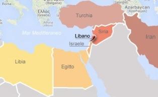 SOSTEGNO ALLE FORZE DI SICUREZZA LIBANESI: MINISTERIALE ALLA FARNESINA