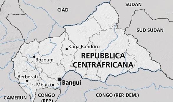 Unicef: in Repubblica Centrafricana migliaia di bambini sfollati a causa delle violenze nel Paese