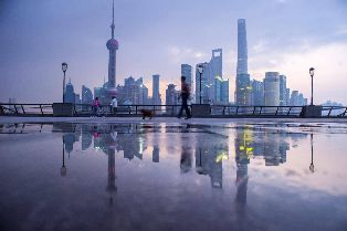 """MASTERING BUSINESS MATURITY, NAVIGATING BUSINESS CHANGE"" A SHANGHAI"