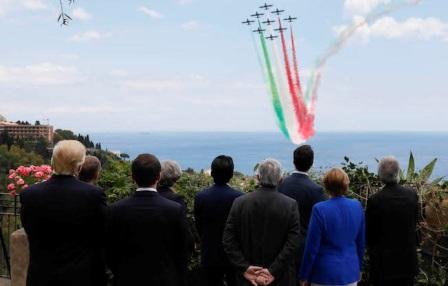 G7/ GENTILONI: IMPORTANTE IMPEGNO CONTRO IL TERRORISMO