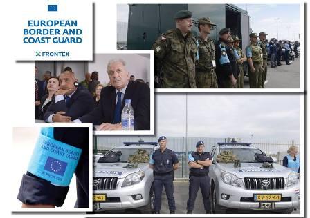 FRONTIERE SICURE: LA SCUOLA SANT'ANNA DI PISA ADDESTRA IL PERSONALE DI FRONTEX