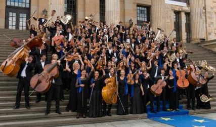 BREXIT: LA EU YOUTH ORCHESTRA SI TRASFERISCE IN ITALIA